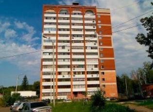 Жилой комплекс по ул. Галеева